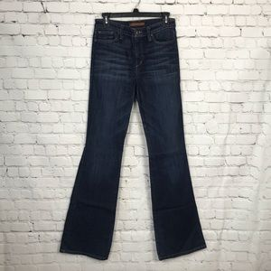 [Joe's Jeans] High Rise Wide Leg Jeans